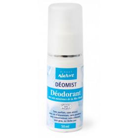 Déodorant Déomist aux sels minéraux de la Mer Morte -50 ml - Direct Nature