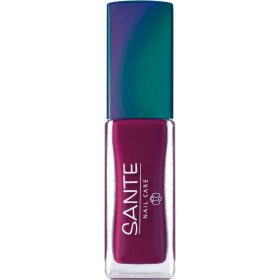 Maquillage Vernis à ongles N°15 Shiny Magenta – 7ml – Sante