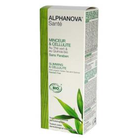 Minceur et cellulite au thé vert et quinoa bio – 150ml - Alphanova sante