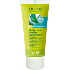 Crème mains aloes bio et verveine – 100 ml – Logona