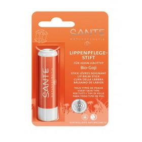 Stick à lèvres soignant aux baies de Goji bio – 5 gr – Sante