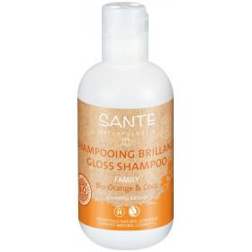 Shampooing orange et coco bio - 200 ml - SANTE Family