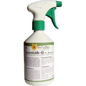 Insecticide 4J dilué 5% - Tous insectes  - Prêt à l'emploi – Penntybio