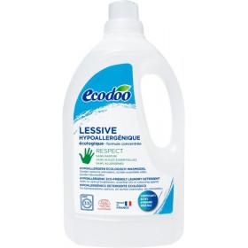 Lessive hypoallergénique Respect  - 1,5 litre - Ecodoo
