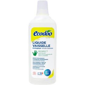 Liquide vaisselle hypoallergénique Respect Ecodoo – 750ml