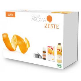 Coffret cadeau Aroma Zeste – Direct Nature