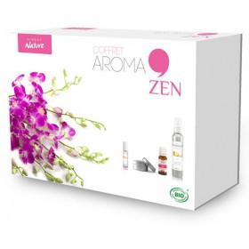 Coffret cadeau Aroma Zen – Direct Nature