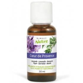 Cœur de Provence – Synergie 30ml – Direct Nature
