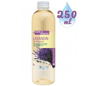 Gel bain & douche Lavandin de Provence - 250 ml – Cosmo Naturel