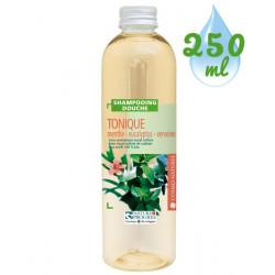 Shampooing douche Tonique Menthe Eucalyptus Verveine - 250 ml – Cosmo Naturel