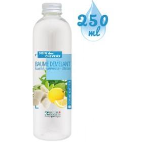 Baume démêlant Karité Verveine Citron – 250 ml - Cosmo Naturel
