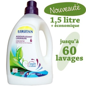 Assouplissant Lavandin - 1,5 litre – Lerutan