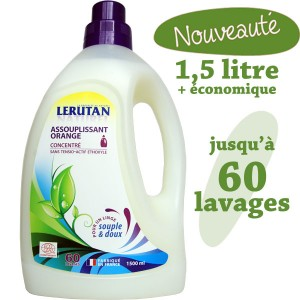 Assouplissant Orange - 1,5 l – Lerutan