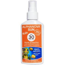 Soins protection solaire Kids – SPF 30 haute protection - 125 gr – Alphanova Sun
