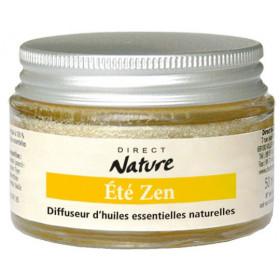 Diffuseur éponge Eté Zen (anciennement Moustiques) - Direct Nature – 45 ml