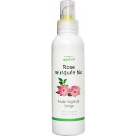 Huile végétale de rose musquée bio – 100 ml – Direct Nature