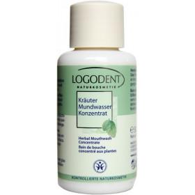 Bain de bouche concentré aux herbes - 50 ml - Logodent