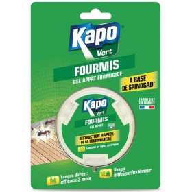 Boîte gel appât anti-fourmis 100% naturel – 10 gr – Kapo Vert