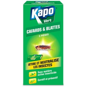 Piège cafards et blattes – Kapo Vert