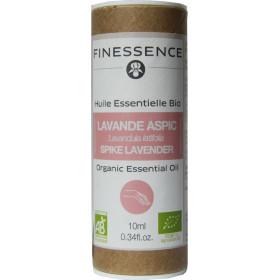 Lavande aspic Bio - Fleurs - 10ml - Huile essentielle Finessence