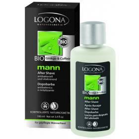 Lotion après rasage Mann – flacon de 100 ml - Logona