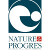 Logo Nature et Progrès pour le gel bain & douche Fruité Mandarine Orange – 500ml – Cosmo Naturel