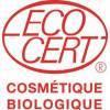 Logo Ecocert pour le gel bain & douche Agrumes Mandarine Orange – 1000ml – Ce'Bio