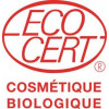 Logo Ecocert pour le shampooing Anti-pelliculaire Cade Sauge Rhassoul – 500ml – Ce'Bio