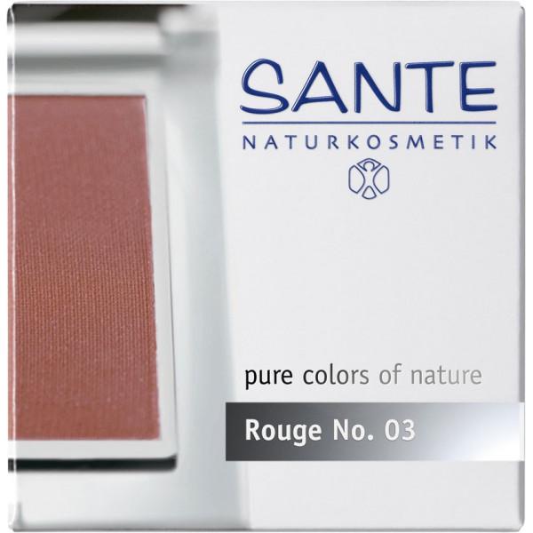 Maquillage Fard à joues N°03 Magnolia – Sante