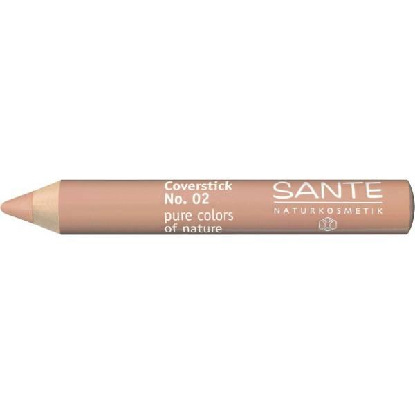 Maquillage Crayon anti-cernes N°02 Medium – Sante