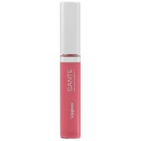 Maquillage Gloss à lèvres N°03 Peach Pink – 8ml – Sante