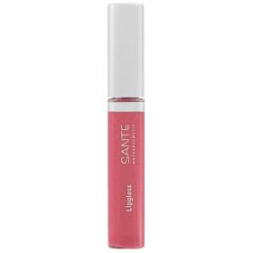Maquillage Gloss à lèvres N°03 Peach Pink – 8ml – Sante