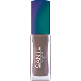 Maquillage Vernis à ongles N°07 Metallic Lavander – 7ml – Sante