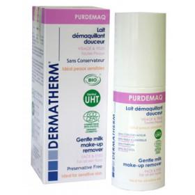Purdemaq - Démaquillant Douceur Visage et yeux toutes peaux – 50ml – Dermatherm