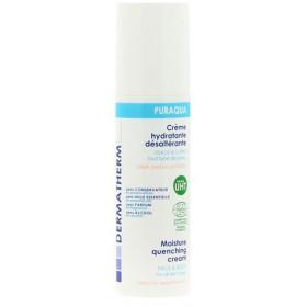 Puraqua - Crème hydratante désaltérante Visage et corps – 150ml – Dermatherm
