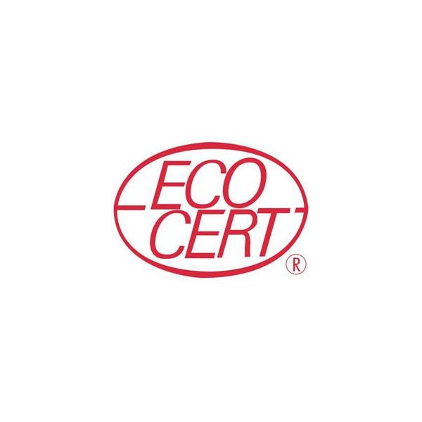 Logo Ecocert pour Purcalm - Crème hydratante apaisante Visage – 50ml – Dermatherm