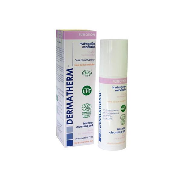 Purlotion - Hydragelée micellaire Visage – 150ml – Dermatherm
