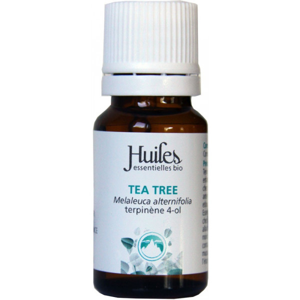 Tea tree AB - Feuilles - 10ml - Huile essentielle Laboratoire Gravier