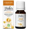 Huile essentielle de menthe poivrée bio 10 ml - Laboratoire Gravier - Vue 2
