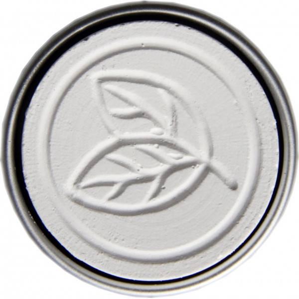 Galet en argile blanche pour diffusion d'huiles essentielles