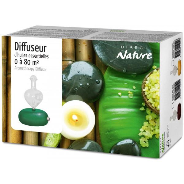 Boîte pour le diffuseur Galéa vert