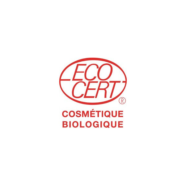Logo Ecocert pour le dentifrice Fruits rouges Kids sans fluor - Douce Nature - 50ml