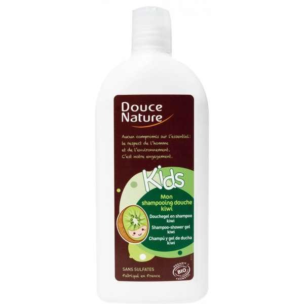 Shampooing douche Kids Kiwi - Douce Nature - 300ml