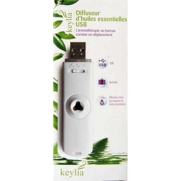 Boîte pour le diffuseur USB Keylia - 10m²