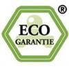 Logo Ecogarantie pour l'huile végétale Amande douce Bio – 100ml – Ladrôme