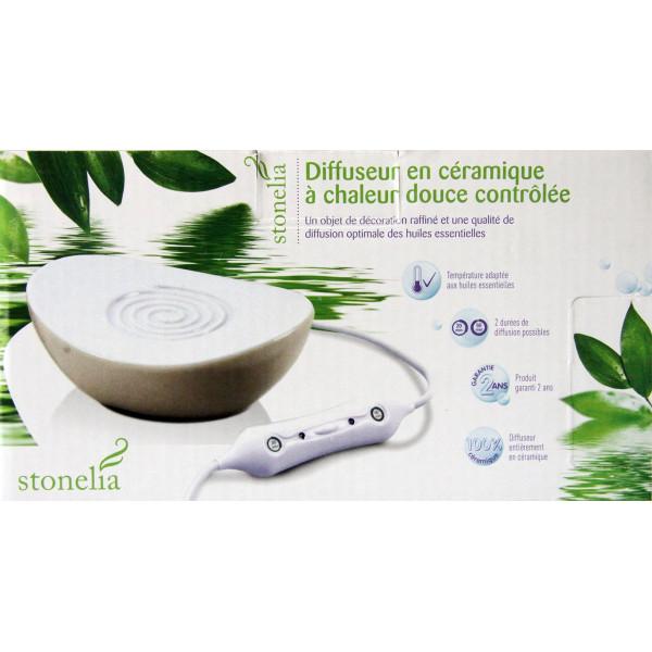 Boîte pour le diffuseur Stonelia Taupe - 20m²