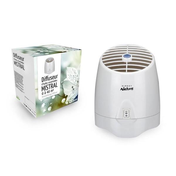 Diffuseur à ventilation Mistral - 40 m² - Direct Nature - Vue 2
