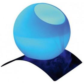 Brumisateur Fontaine Venus en fonctionnement - Couleur bleue