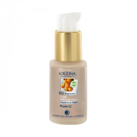 Fluide CC 8 en 1 Age Protection - Logona - 30 ml