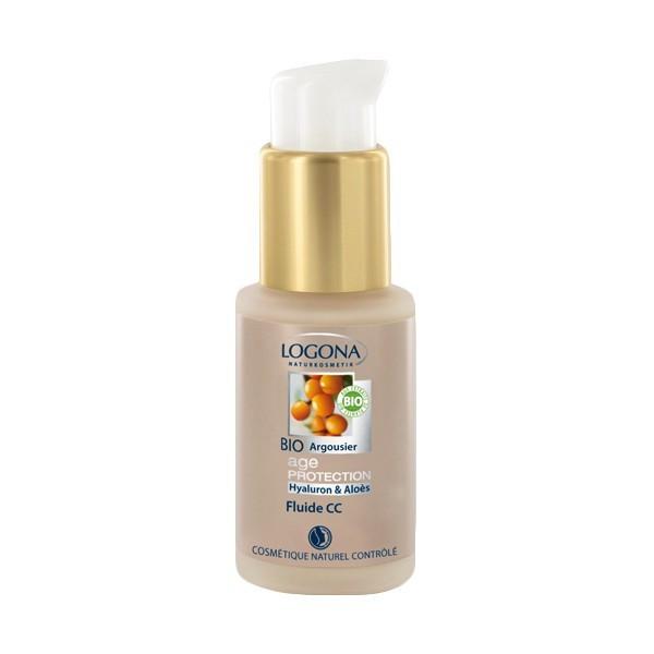 Fluide CC 8 en 1 Age Protection - Logona - 30 ml